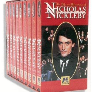 The Life and Adventures is Nicholas Nickelby VHS